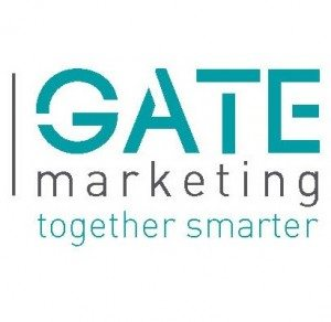 Gate Marketing logo