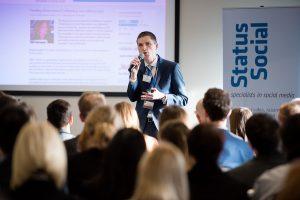 Social Media Presentation Derby, Nottingham, Leicester