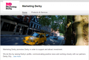 LinkedIn Marketing Derby