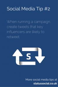 Social Media Tip 2