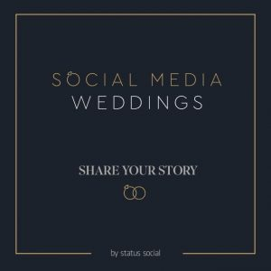 Social Media Weddings logo