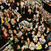 Derby Book Festival seen 900,000 times on social media