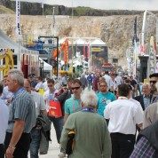 How Social Media Made the World's Biggest Working Quarry Exhibition Even Bigger