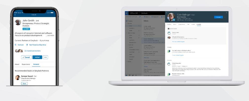 LinkedIn Sales Navigator Update