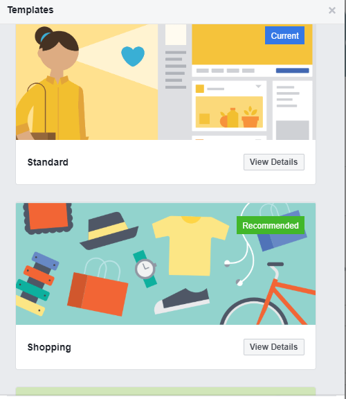 facebook-shopping-templates