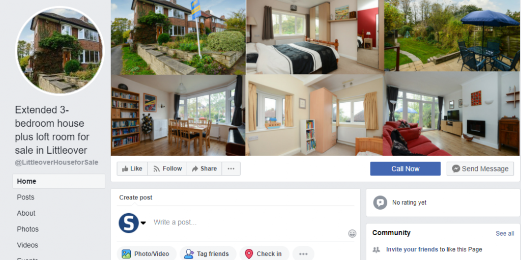 sell-your-house-on-social-media