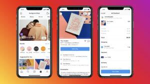 Instagram Shop Checkout Previews